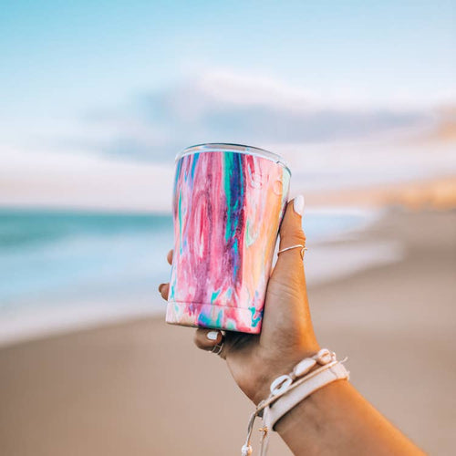 12 Oz. Cotton Candy SIC Stainless Steel Tumbler