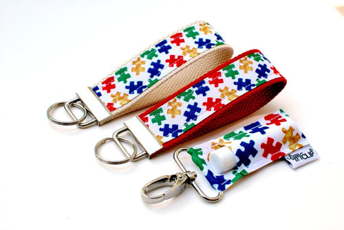 LippyClip- Autism Awareness