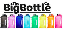 The Big Bottle Co- Multiple Colors Available