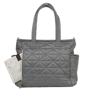 Twelvelittle NEW Carry Love Tote- Denim