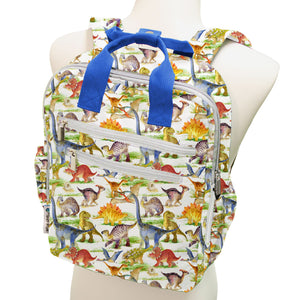 Planet Wise Perfect Backpack- Dinomite