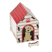 Fat Brain Toys- Build It Blueprints Puzzle Dog House
