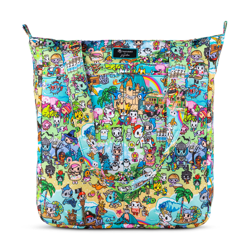 tokidoki X Jujube Fantasy Paradise- Be Light