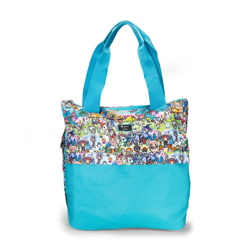 tokidoki x JuJuBe Fantasy Paradise- All That Tote