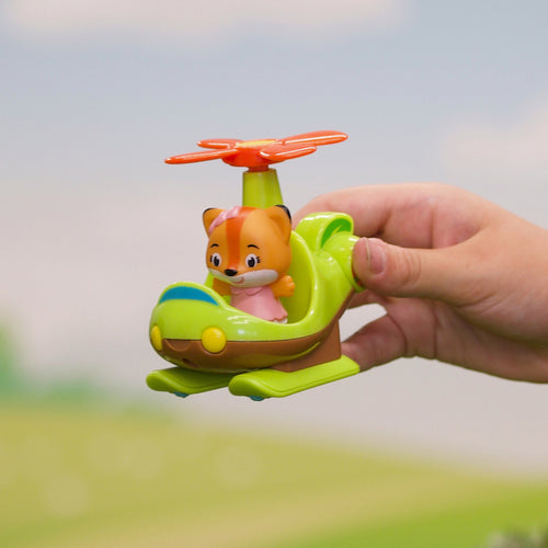 Fat Brain Toys- Timber Tots Helicopter