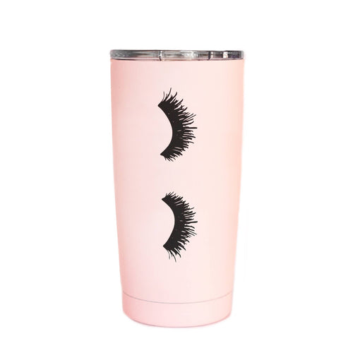 Eyelash Mug Travel Mug