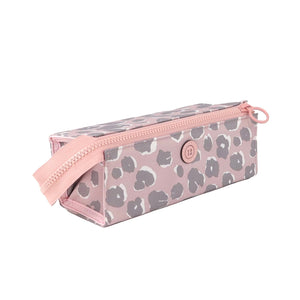 Adventure Pencil Case- Leopard