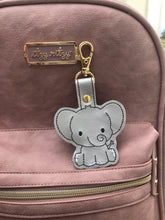 NEW Elephant Nurturing Mama Bag Tag