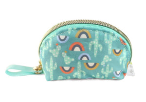 Itzy Ritzy Everything Pouch Charm- Cactus