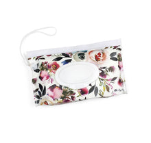 Itzy Ritzy Take and Travel Pouch Reusable Wipes Case
