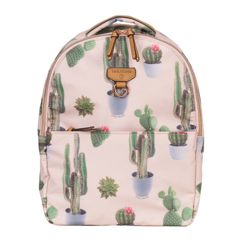 Twelvelittle Mini-Go Backpack- Cactus Print