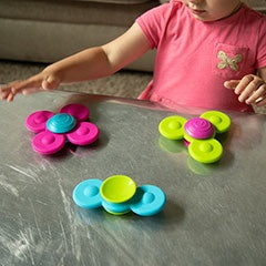 Fat Brain Toys- Whirly Squigz