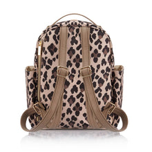 PREORDER Itzy Ritzy Mini Backpack- Leopard