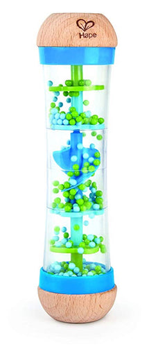Hape- Beaded Raindrops Blue