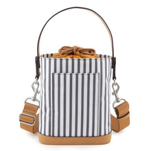 Twelvelittle On The Go Bottle Bag- Stripe Print