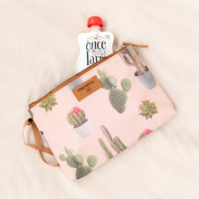 Twelvelittle On The Go Insulated Pouch- Cactus Print