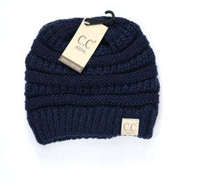 CC Beanie Classic KIDS- Multiple Colors Available