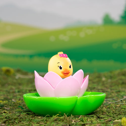 Fat Brain Toys- Timber Tots Lite-Up Water Lily