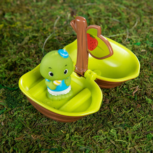 Fat Brain Toys- Timber Tots Lite-Up Nut