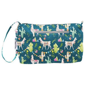 Planet Wise Wristlet- Llama Party