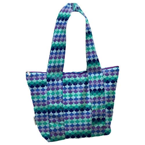 Planet Wise All Day Tote- Mermaid Tail