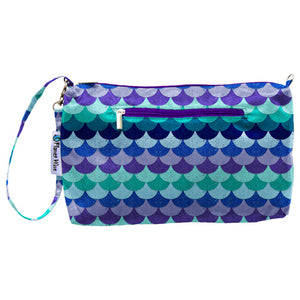 Planet Wise Wristlet- Mermaid Tail
