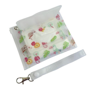 Orchid Hearts Mini Wet Wipes Pouch- Multiple Options Available