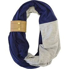 Itzy Ritzy Nursing Happens Infinity Scarf- Multiple Options Available