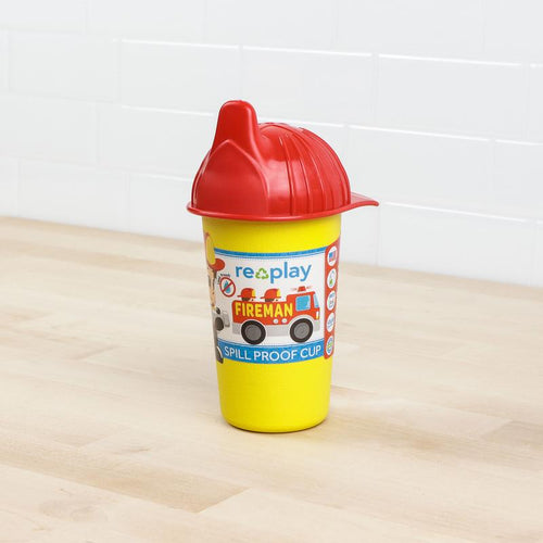 Re-Play No Spill Sippy Cup - Fireman