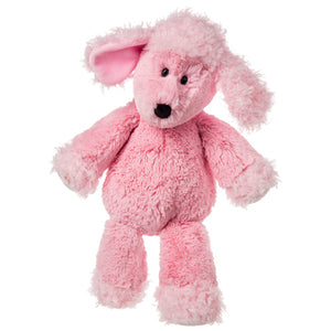 Marshmallow Pinky Poodle 13""