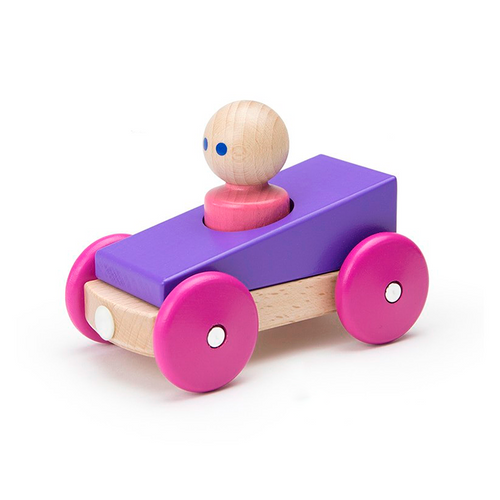 Tegu Magnetic Racer: Purple