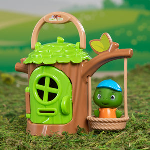 Fat Brain Toys- Timber Tots Tree Hut