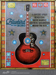Bluebird in the Boro 7th Anniversary Poster