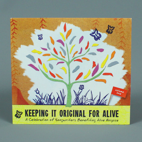 Keeping it Original for Alive CD