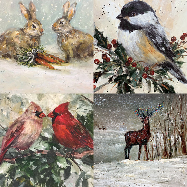 Holiday Card Set 2