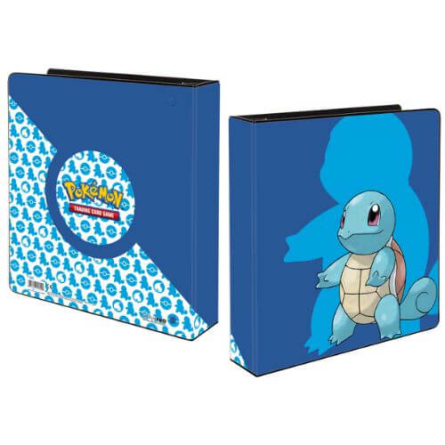 POKEMON SQUIRTLE BINDER 2''