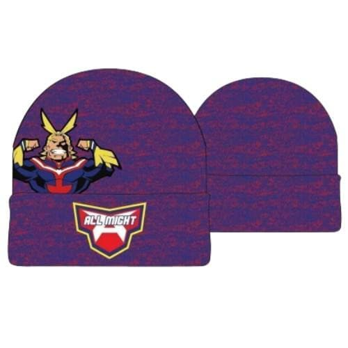 ALL MIGHT PEAKABOO BEANIE - Anime Merchandise