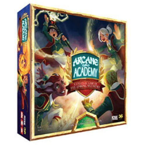 ARCANE ACADEMY GAME