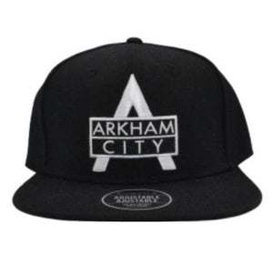 BATMAN ARK-HAM CITY SNAP-BACK HAT