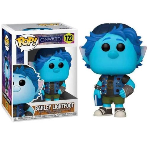 BARLY LIGHTFOOT DISNEY ONWARD FUNKO POP 722
