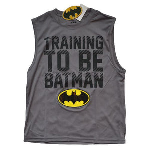 OFFICIAL BATMAN TANK TOP (BOYS - M)