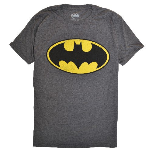 BATMAN LOGO VINTAGE T-SHIRT