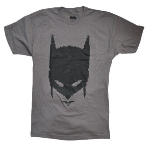 OFFICIAL BATMAN T-SHIRT - PIXELATED