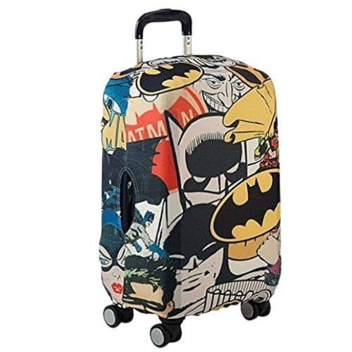 BATMAN COLORFUL CARRY-ON LUGGAGE SLEEVE