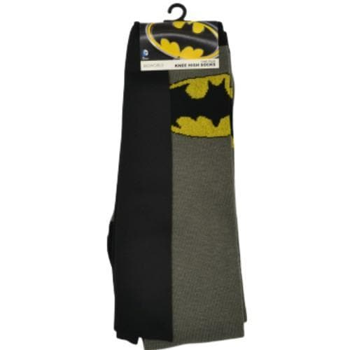BATMAN KNEE CAPE SOCKS (MEN'S, WOMEN'S & KIDS)