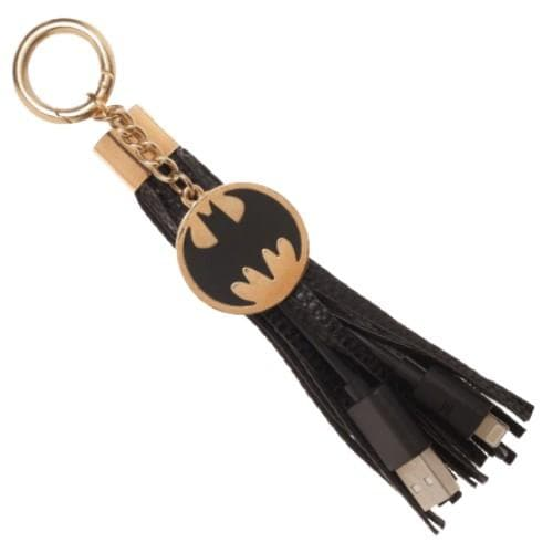 BATMAN USB CHARGING KEYCHAIN