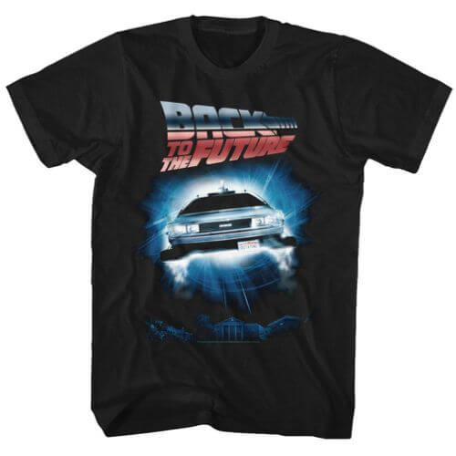 jack of all trades - officially licensed back to the future merchandise soft and durable for maximum comfort