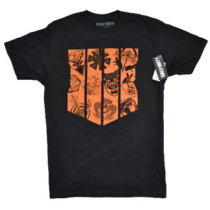 OFFICIAL CALL OF DUTY BLACK OPS 4 T-SHIRT