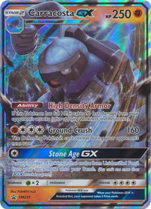 CARRACOSTA GX PROMO CARD SM239