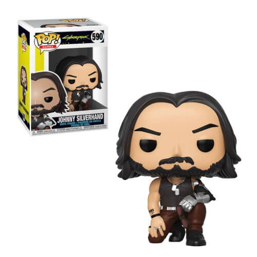 CYBERPUNK 2077 JOHNNY FUNKO POP 590